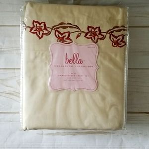 Bella full sheet set